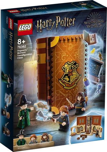 LEGO HARRY POTTER LEZIONE DI TRASFIGURAZIONE A HOGWARTS 76382