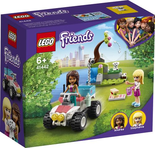 LEGO FRIENDS IL BUGGY DI SOCCORSO DELLA CLINICA VETERINARIA 41442