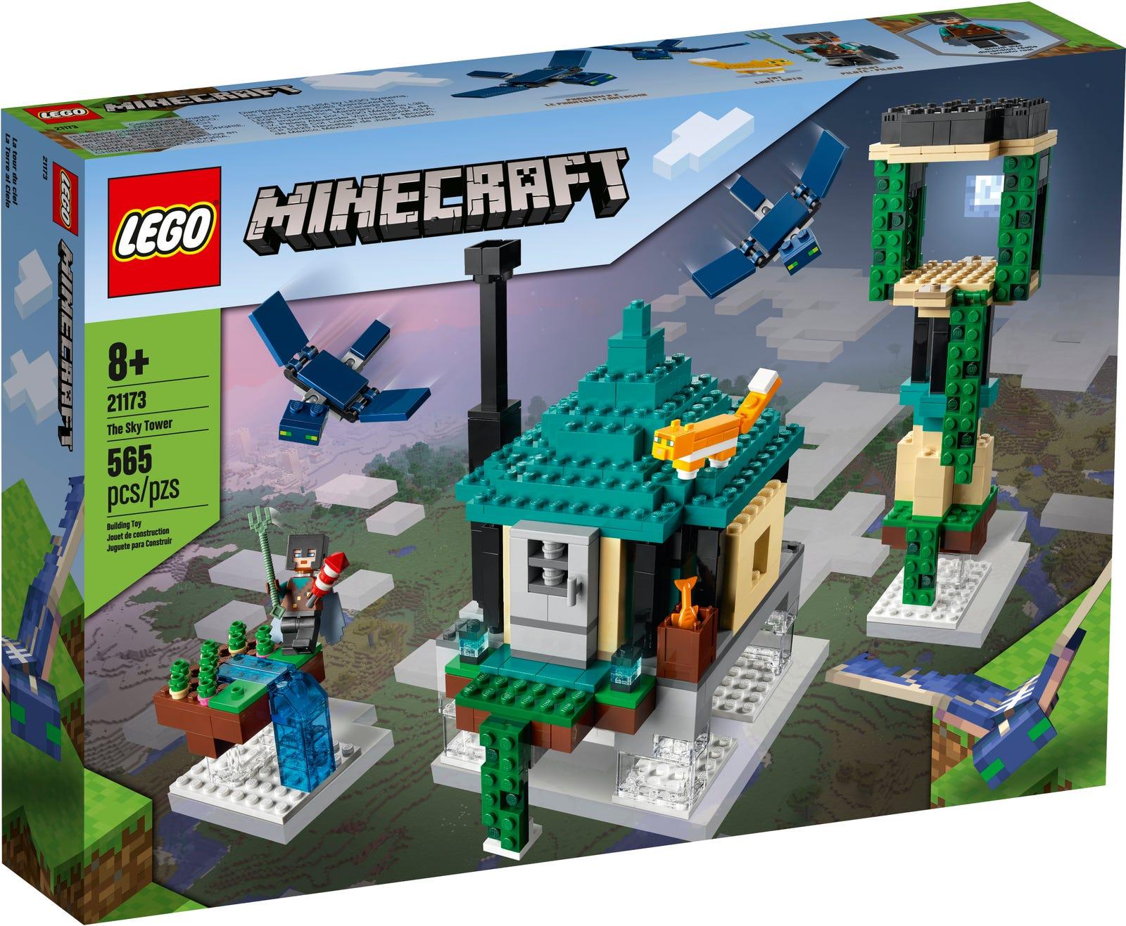 LEGO MINECRAFT SKY TOWER 21173