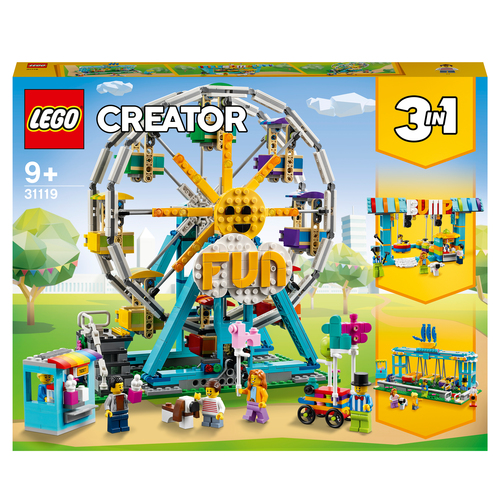 LEGO CREATOR RUOTA PANORAMICA 31119