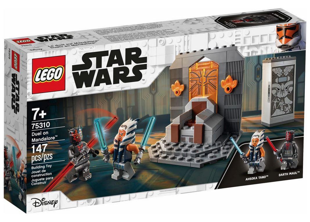 LEGO STAR WARS DUELLO SU MANDALORE™ 75310