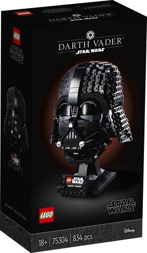 LEGO STAR WARS CASCO DI DARTH VADER 75304