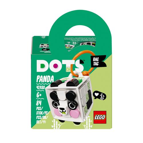 LEGO DOTS BAG TAG - PANDA 41930
