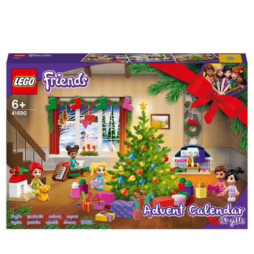 LEGO FRIENDS CALENDARIO DELL'AVVENTO 41690
