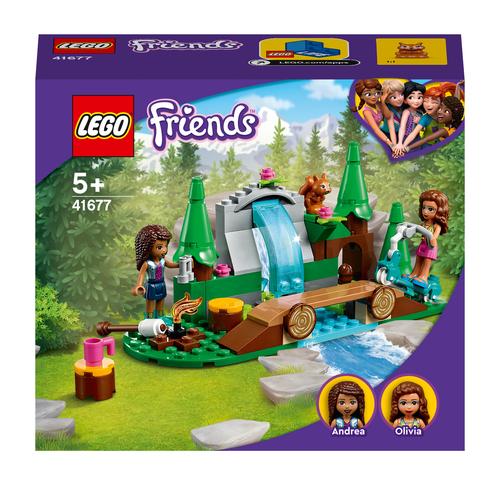 LEGO FRIENDS LA CASCATA NEL BOSCO 41677