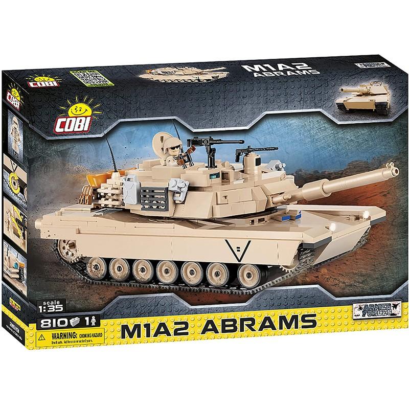COBI M1A2 ABRAMS 2619