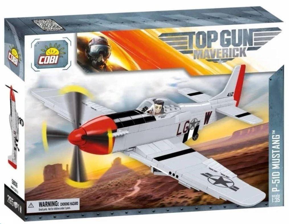 COBI TOP GUN MAVERICK P-51D MUSTANG 5806