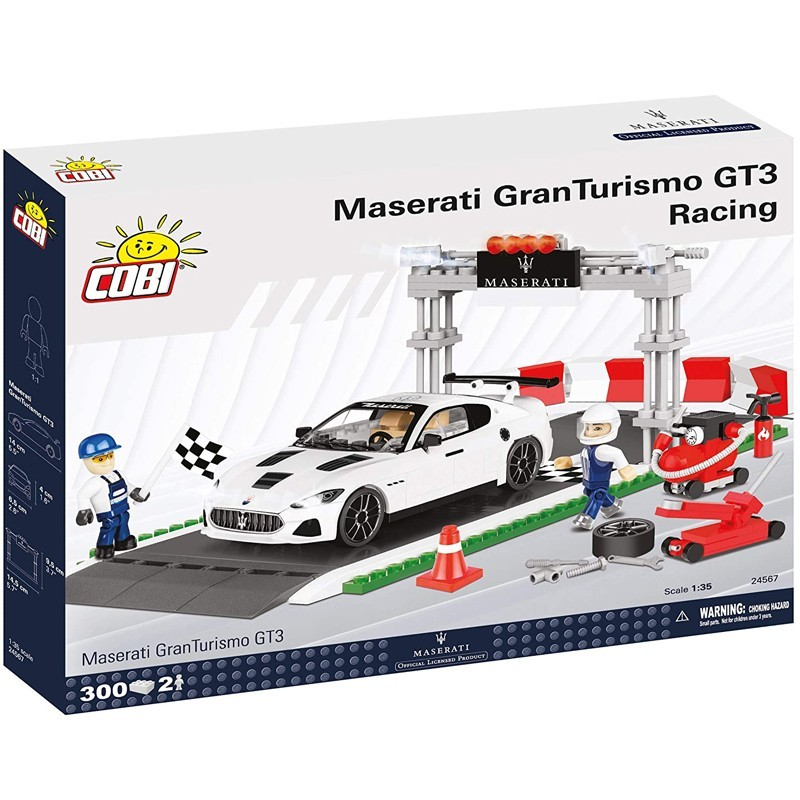 COBI MASERATI GRAN TURISMO GT3 RACING 24567