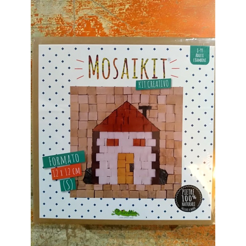 CREATIVAMENTE MOSAIKIT CASA - SMALL