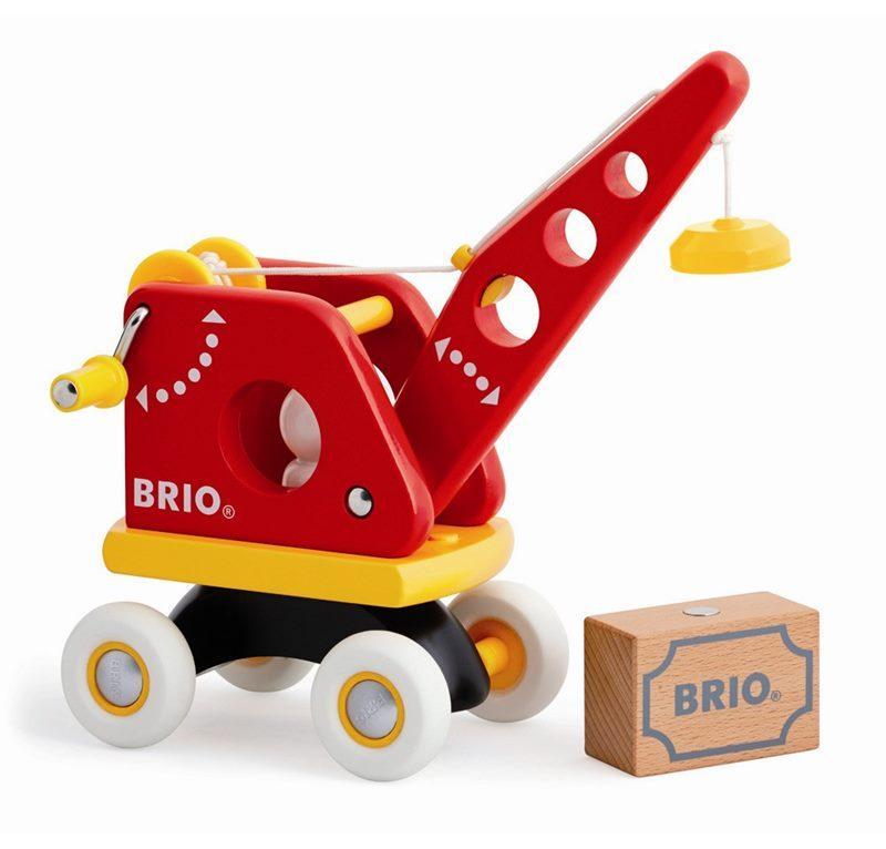 BRIO GRU E CARICO 30428