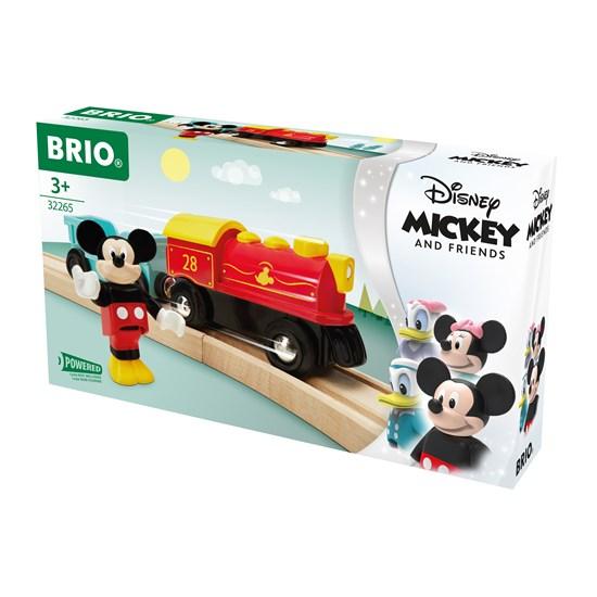 BRIO TRENO DI TOPOLINO / MICKEY MOUSE A BATTERIE 32265