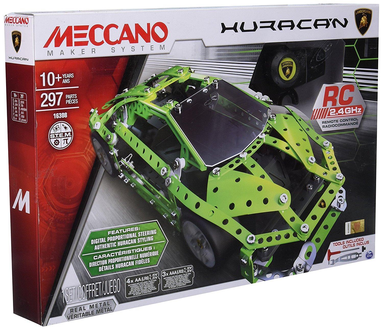 MECCANO LAMBORGHINI HURACAN RC cod. 16308/6028405
