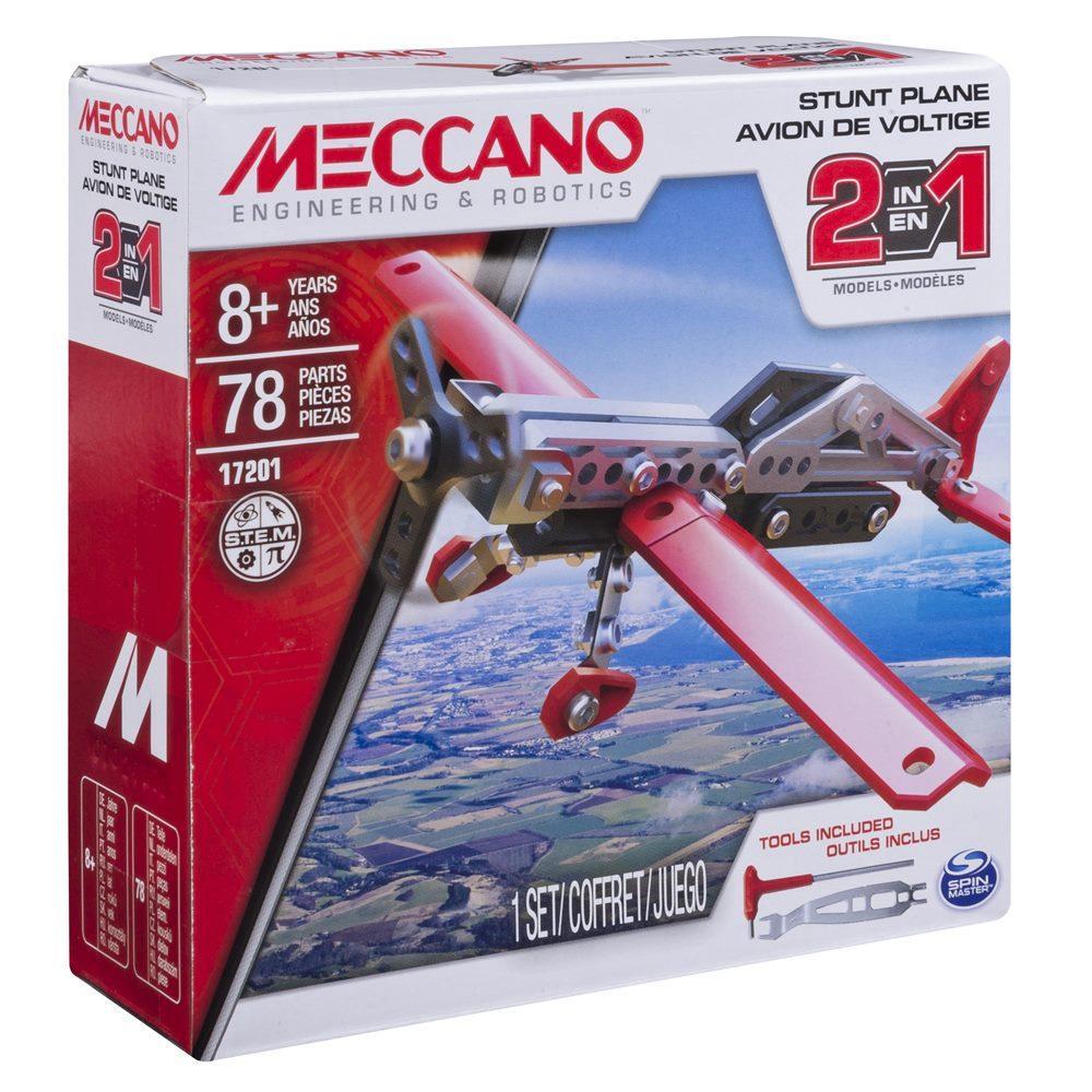 MECCANO AEREOPLANO 2-IN-1 17201/6036041