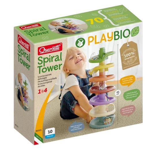 QUERCETTI PLAY BIO SPIRAL TOWER 86501