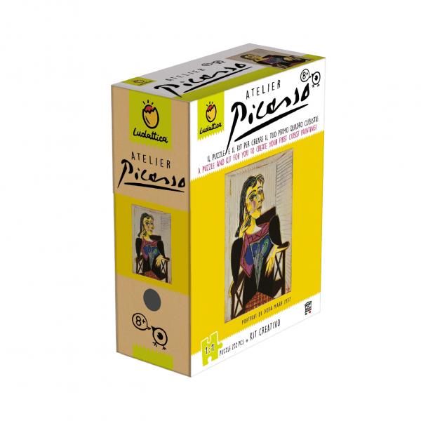 LUDATTICA ART GAMES - ATELIER PICASSO 71159