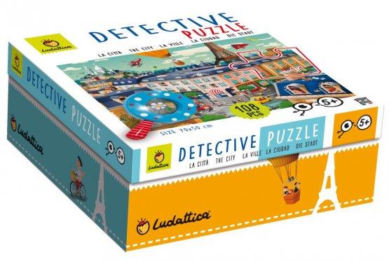 LUDATTICA DETECTIVE PUZZLE IN CITTA' 74815
