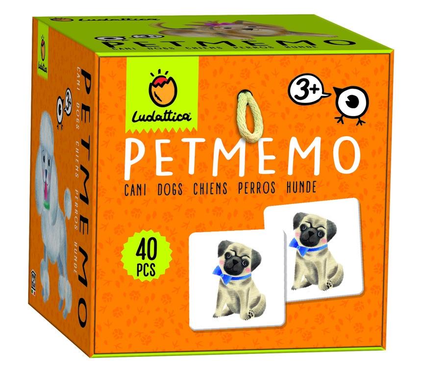 LUDATTICA PETMEMO CANI 74952