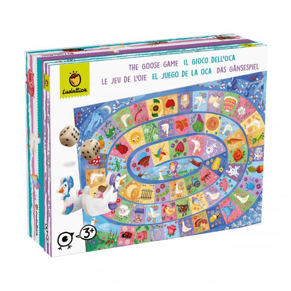 LUDATTICA FAMILY GAME - IL GIOCO DELL'OCA 74990