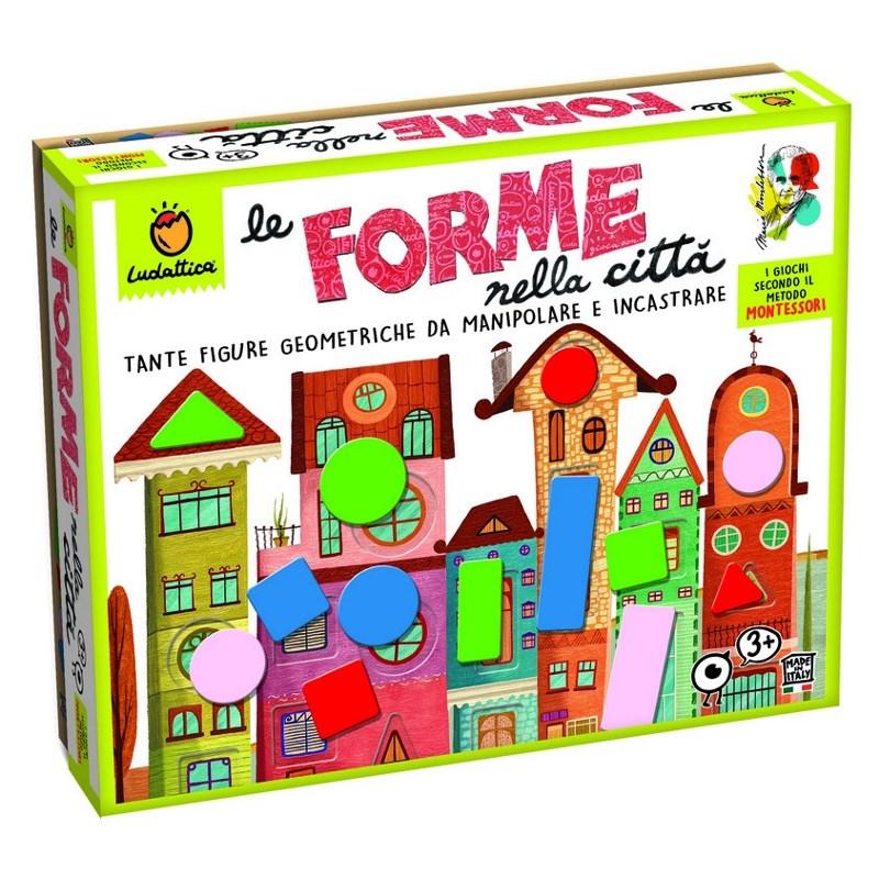 MONTESSORI LE FORME NELLA CITTÀ 78189