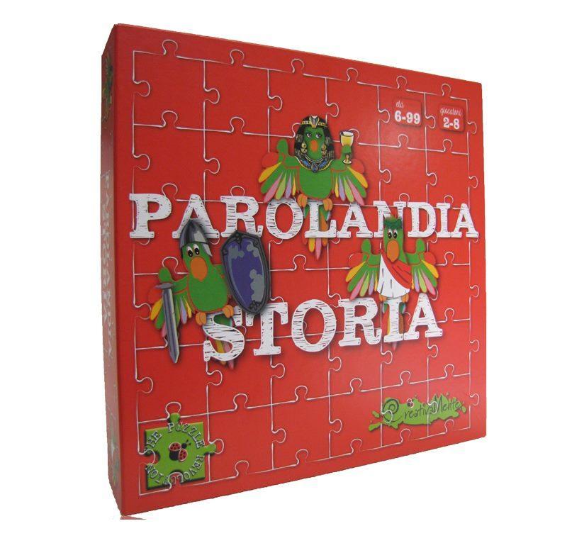 CREATIVAMENTE PAROLANDIA STORIA