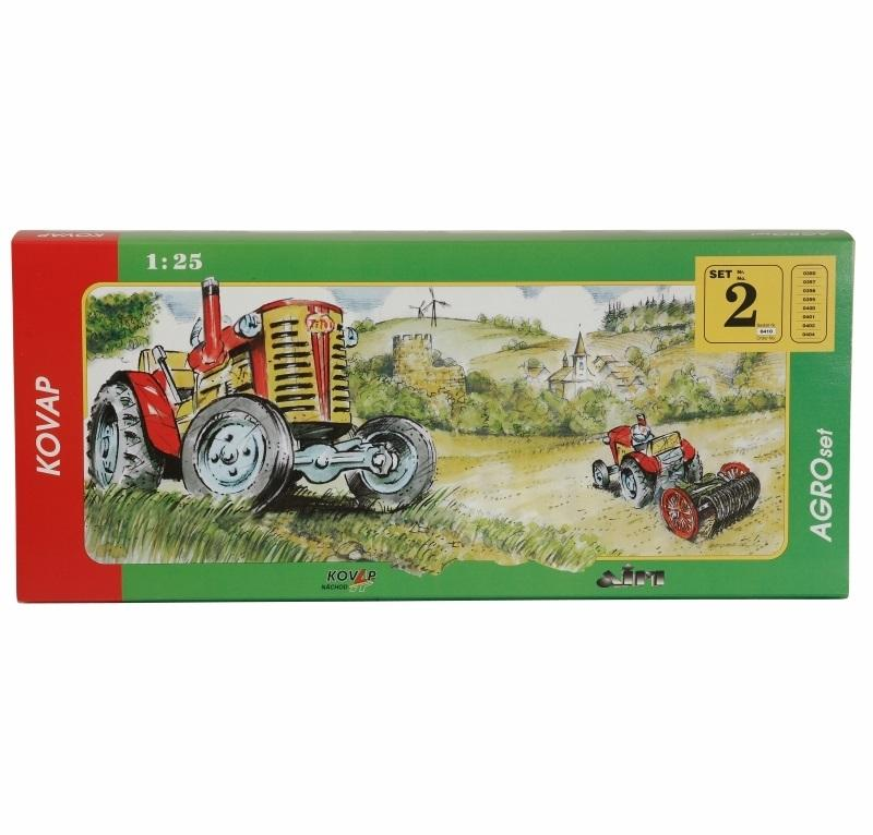 KOVAP AGRO SET 2 410