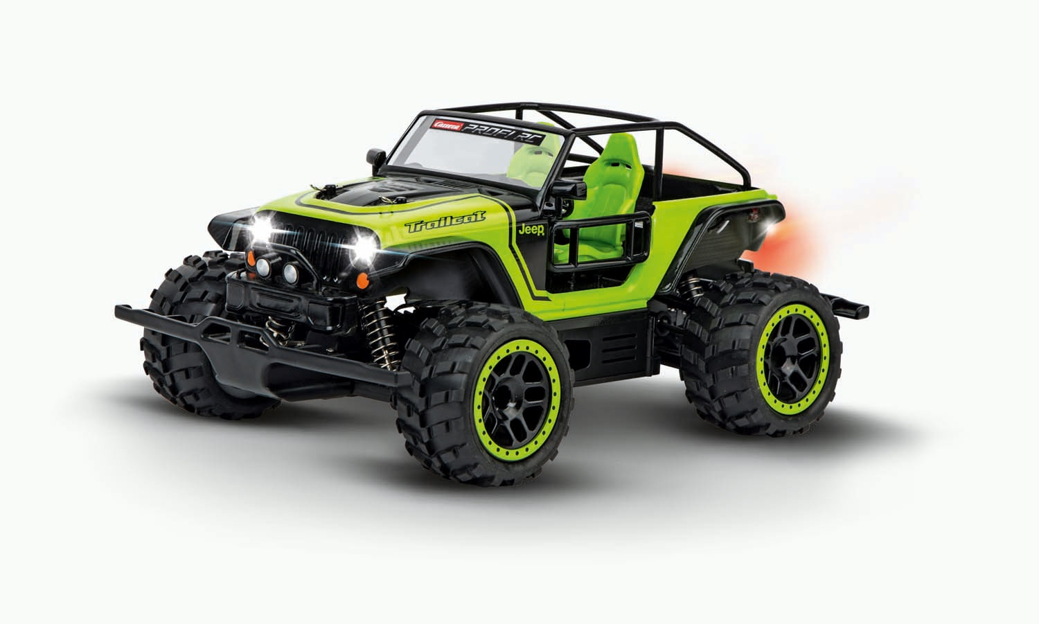 CARRERA RC 2,4GHz JEEP (R) TRAILCAT -PX- PROFIL (C) RC cod. 370183019