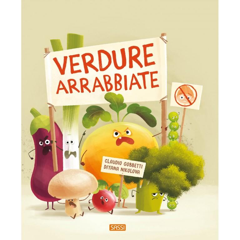 SASSI EDITORE SASSI EDITORE VERDURE ARRABBIATE