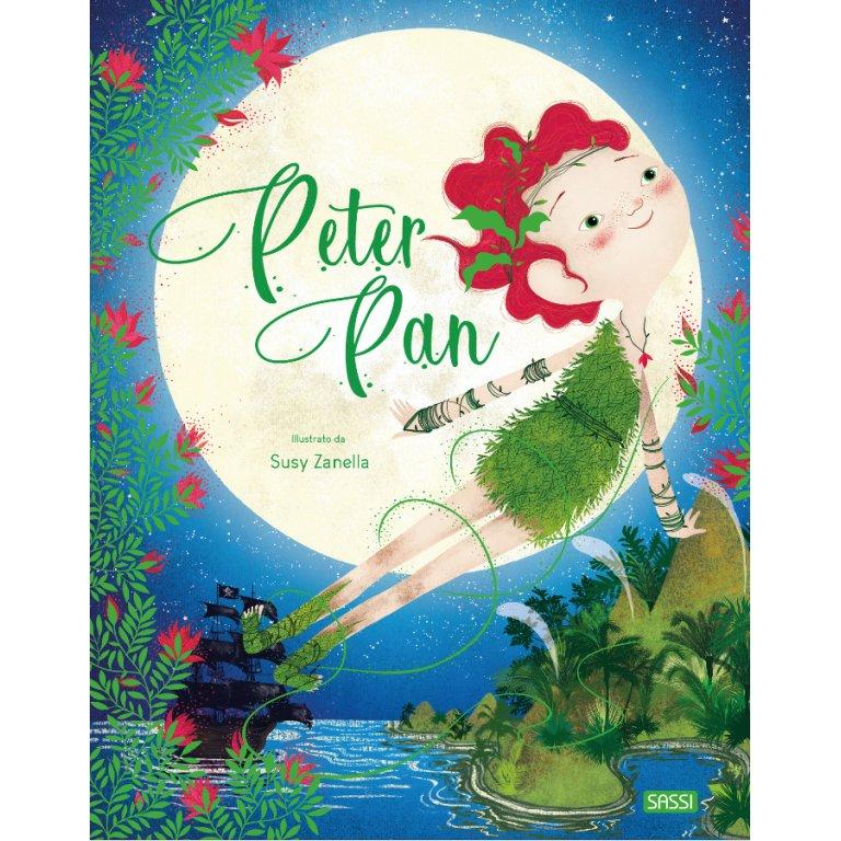 SASSI EDITORE PETER PAN - PRECIOUS FAIRY TALES