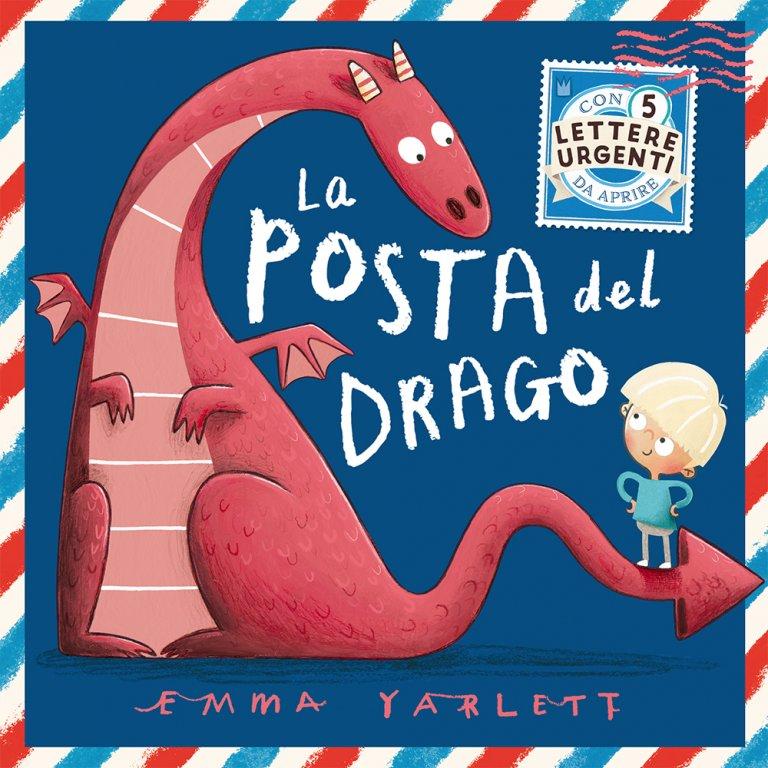 SASSI EDITORE PICTURE BOOK - LA POSTA DEL DRAGO