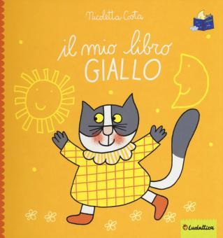LISCIANI GIOCHI IL MIO LIBRO GIALLO 10495
