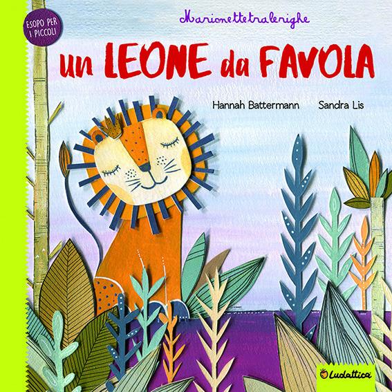 LUDATTICA MARIONETTE TRA LE RIGHE - LE FAVOLE DEL LEONE 10792