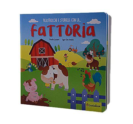 LUDATTICA FILASTROCCHE E STORIELLE CON.. LA FATTORIA 11096