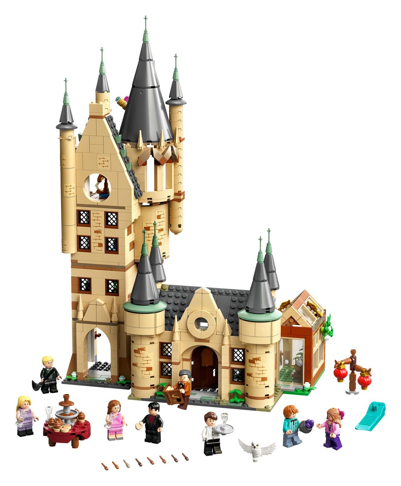 LEGO HARRY POTTER TORRE DI ASTRONOMIA DI HOGWARTS™ 75969