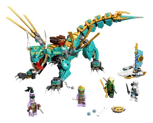 LEGO NINJAGO DRAGONE DELLA GIUNGLA 71746